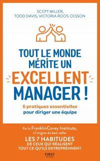 Image de couverture (Tout le monde mérite un excellent manager - 6 pratiques essentielles pour diriger une équipe)