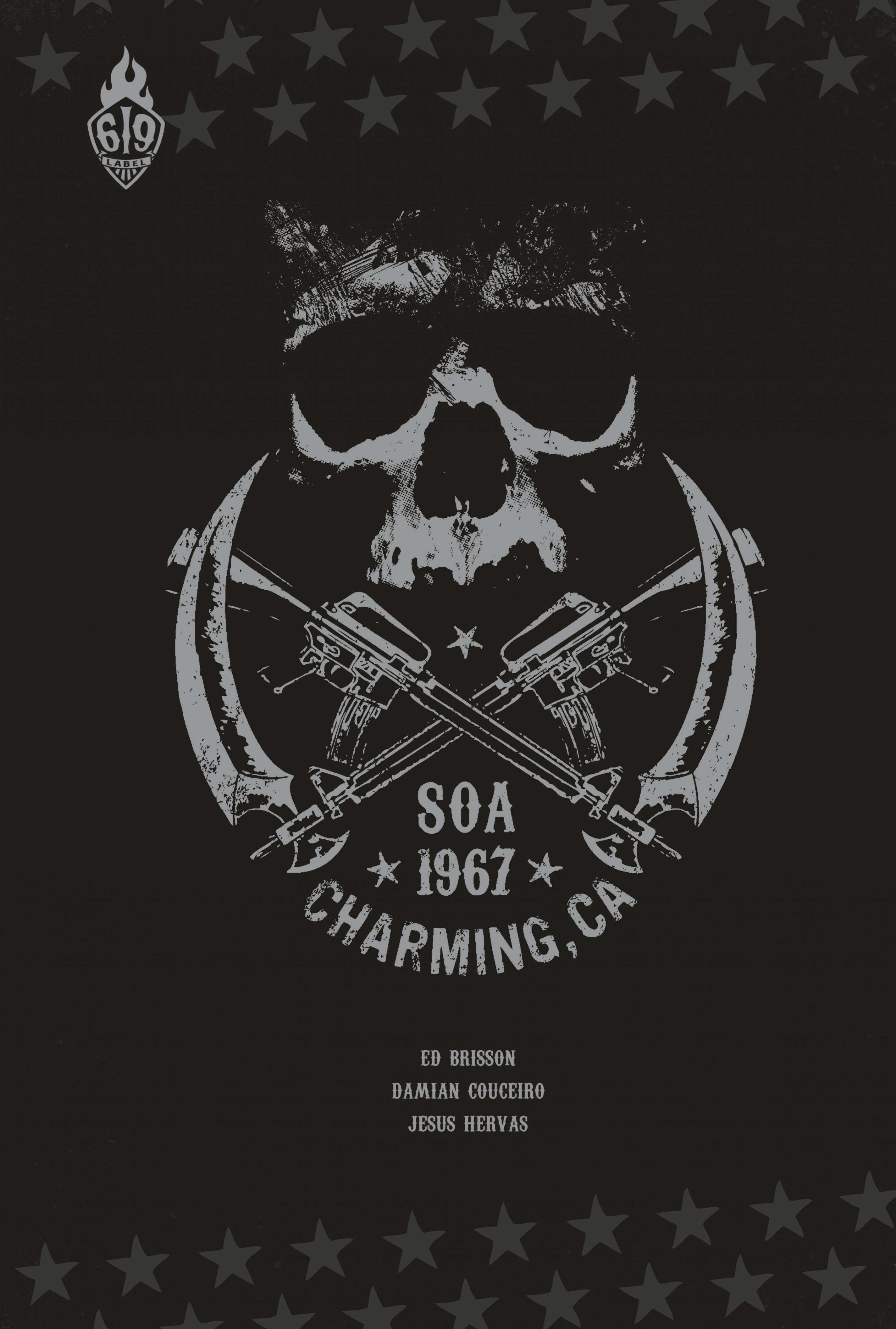 Sons Of Anarchy - Tome 2 | Ed Brisson,