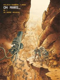On Mars - Tome 1 - Un Monde...