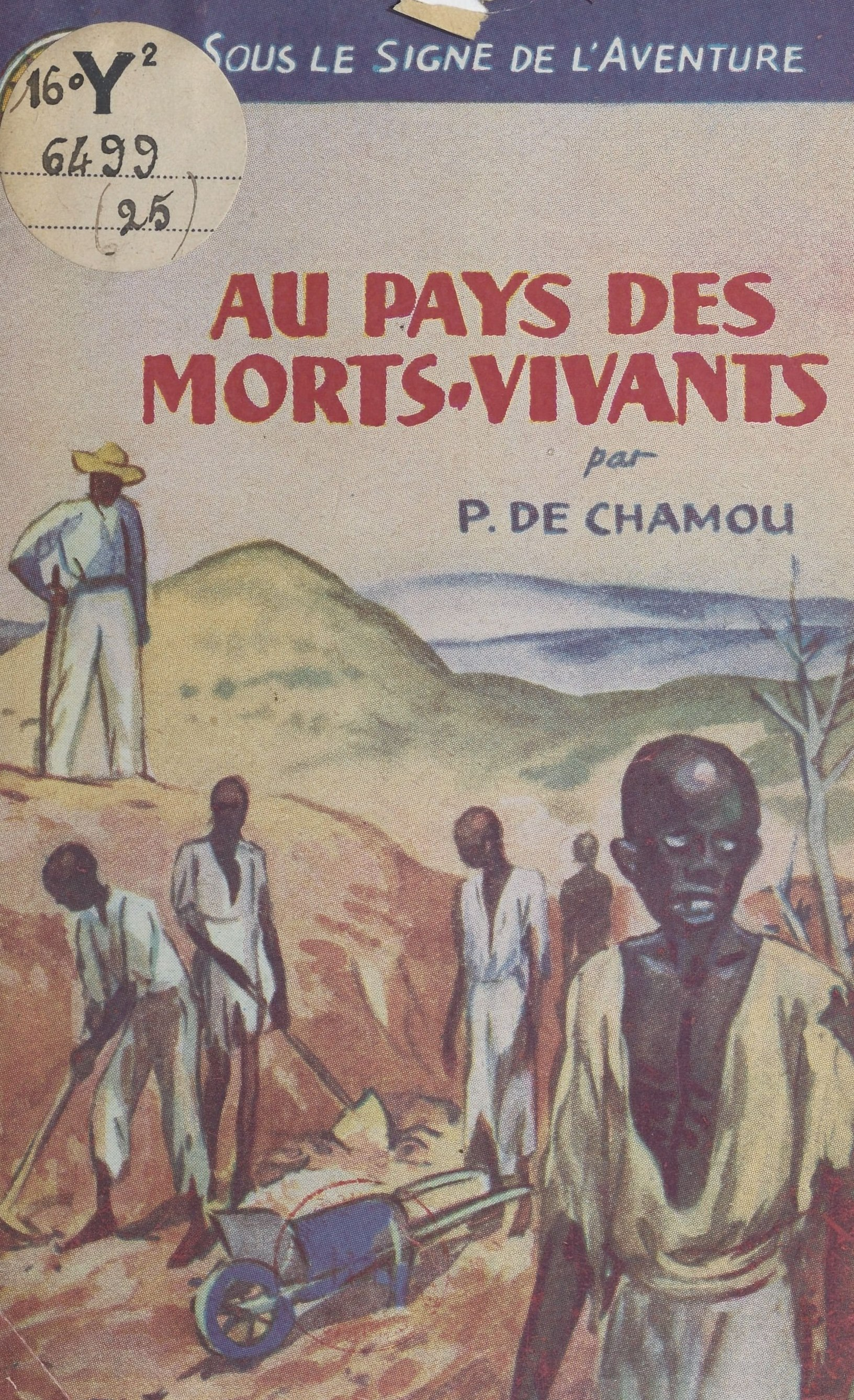 Au pays des morts-vivants