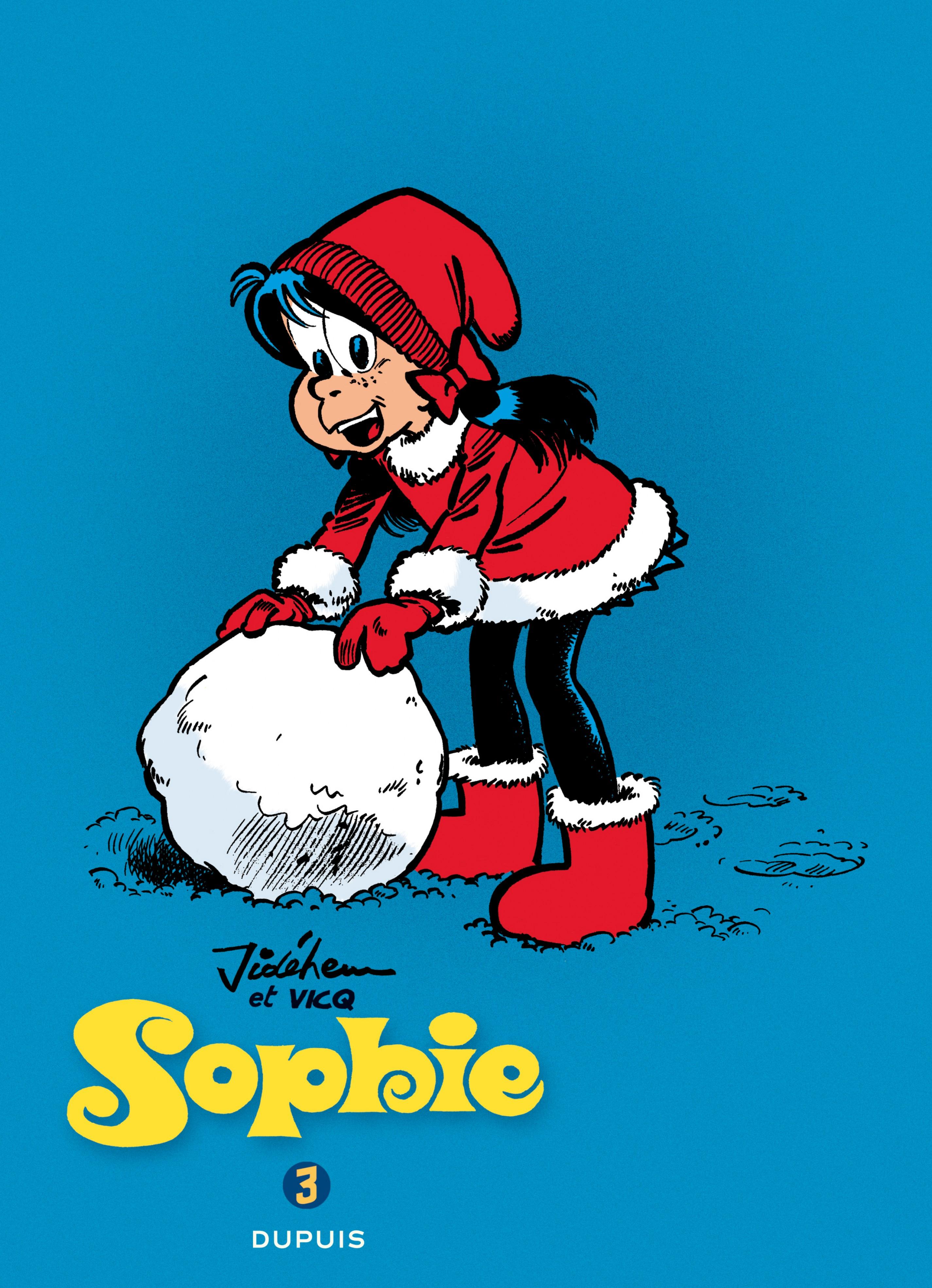 Sophie - l'intégrale - Tome 3