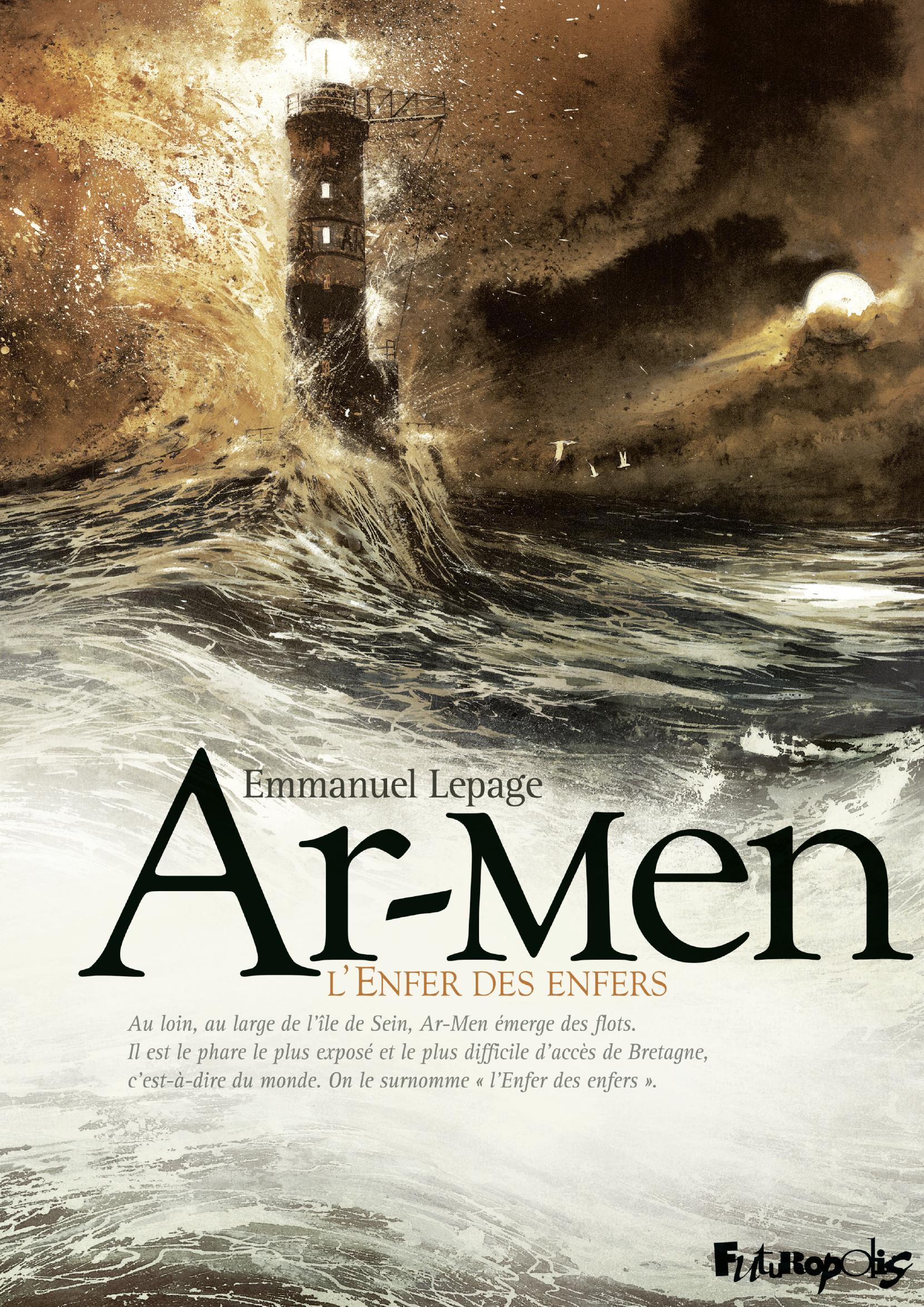 Ar-Men. L'Enfer des enfers | Lepage, Emmanuel