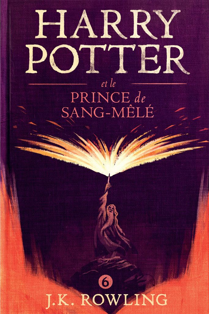 Harry Potter et le Prince de Sang-Mêlé | Rowling, J.K.. Auteur
