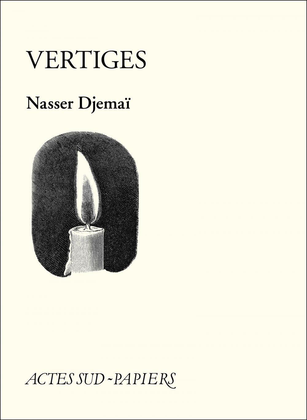 Vertiges | Djemaï, Nasser (1971-....). Auteur