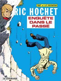 Ric Hochet - tome 18 - Enqu...