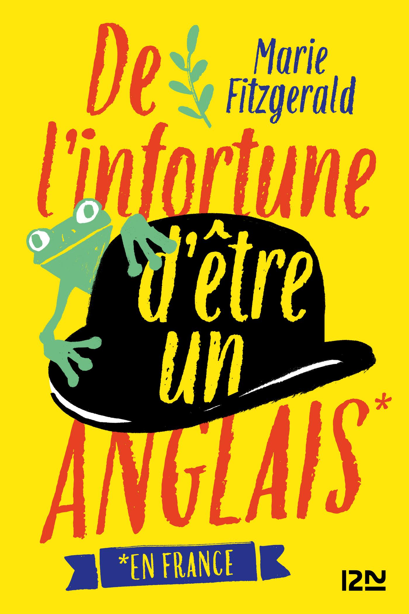 De l'infortune d'être un Anglais (en France) | FITZGERALD, Marie