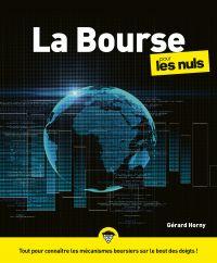 Image de couverture (La Bourse pour les Nuls - 5e édition)