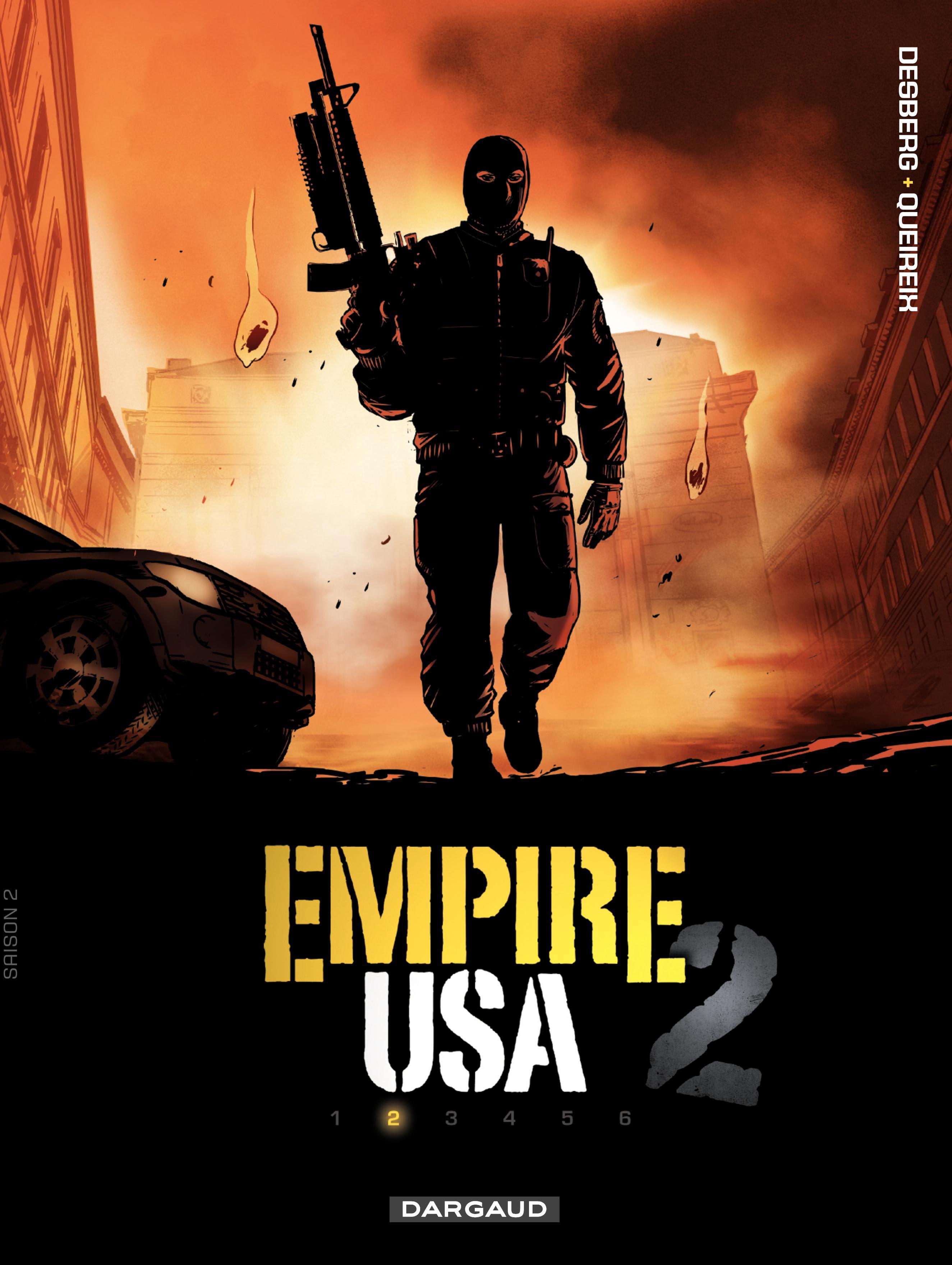 Empire USA (saison 2) - Tome 2 - Sans titre