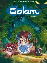 Golam - Tome 2 - Hikmadrassa | Sylvain Dos Santos, . Auteur