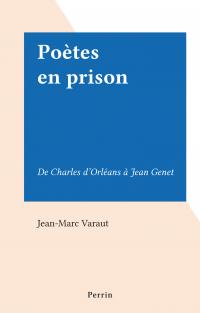 Poètes en prison