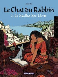 Le Chat du Rabbin – tome 2 – Le Malka des Lions | Sfar, Joann