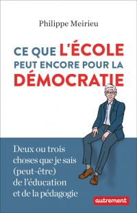 Cover image (Ce que l'école peut encore pour la démocratie)