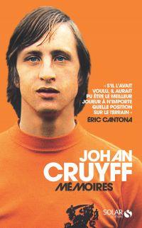 Mémoires | Cruyff, Johan (1947-2016). Auteur