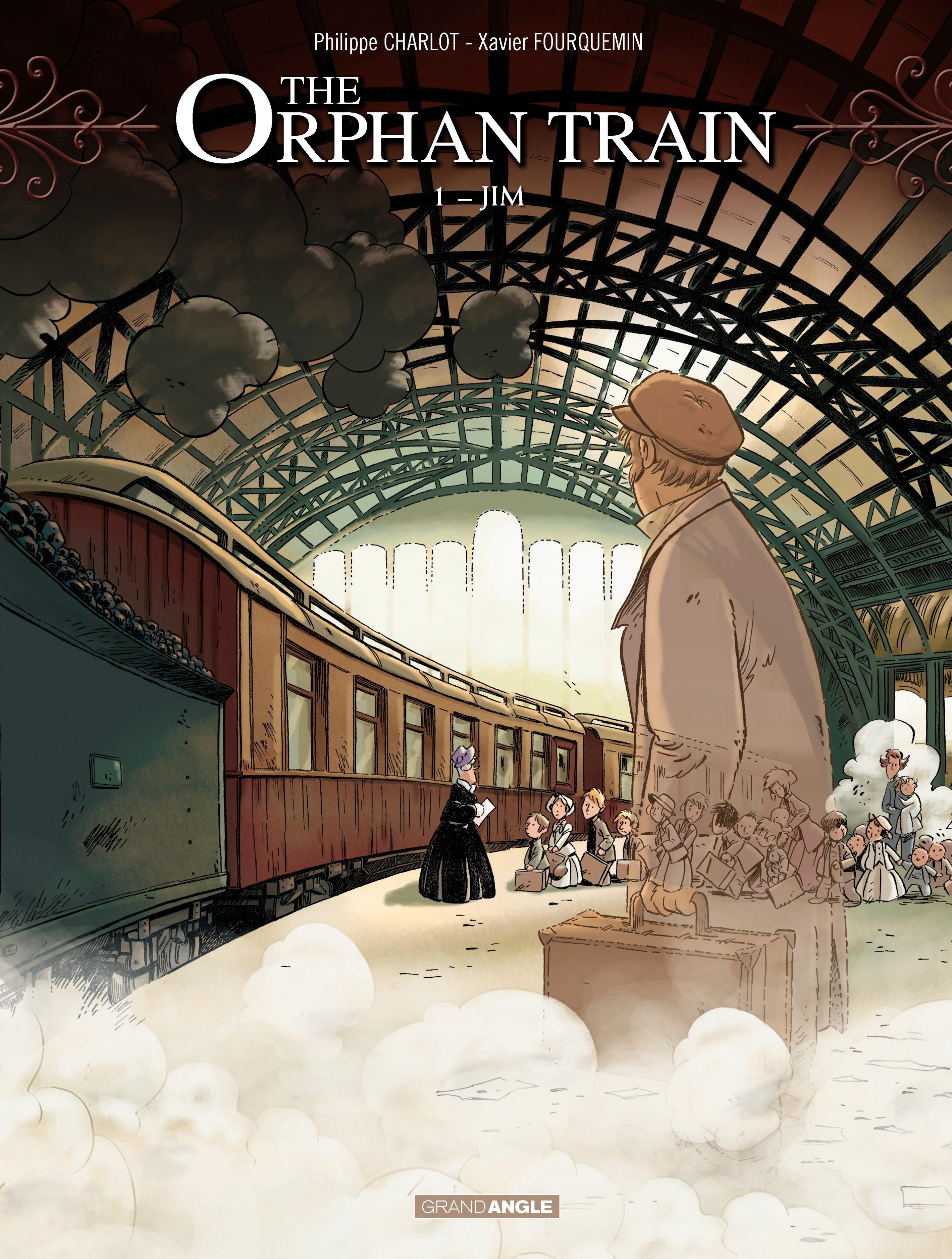 The Orphan Train - Volume 1 - Jim