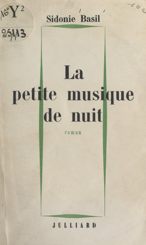 La petite musique de nuit
