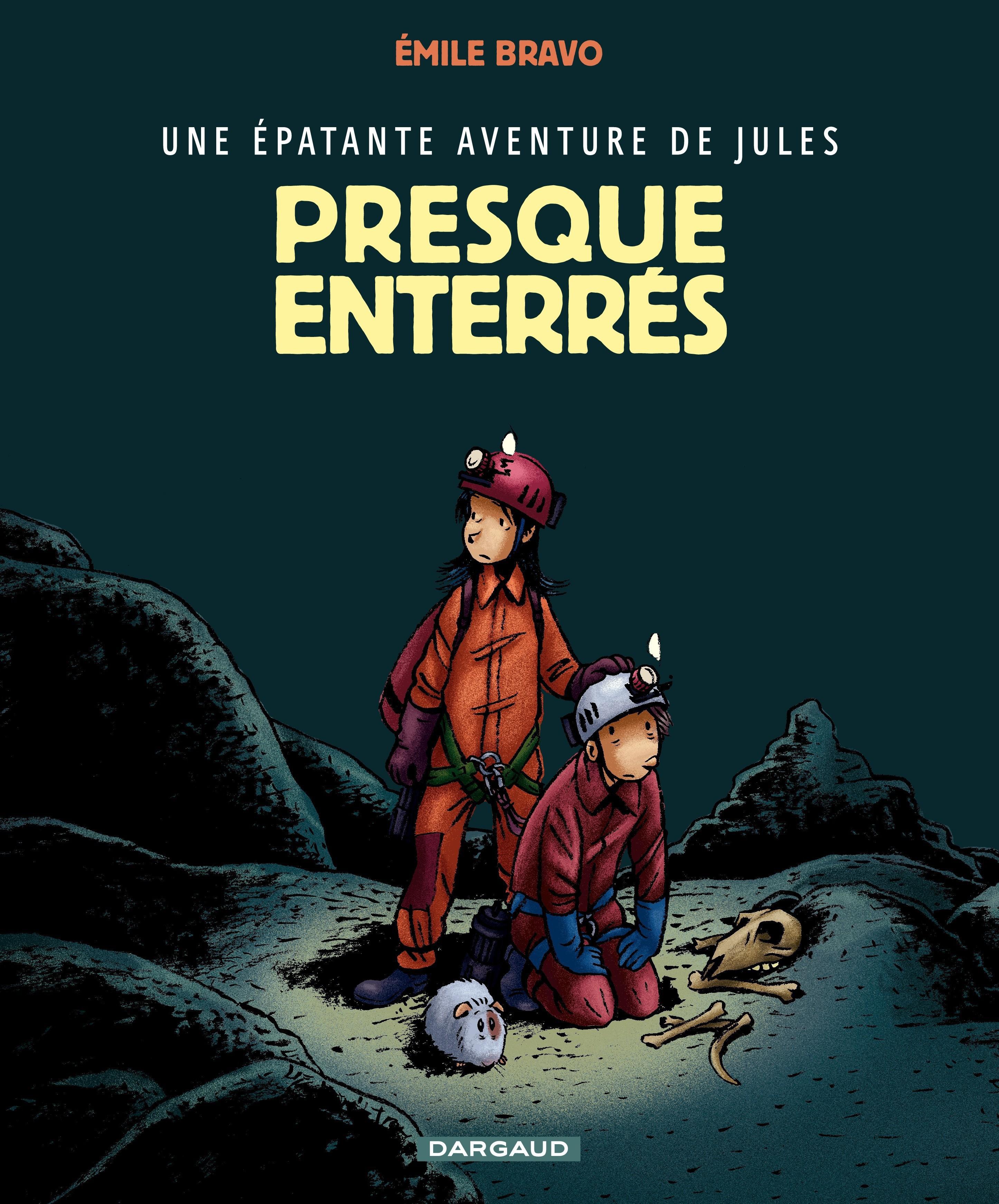 Vignette du livre Jules (Epat.avent.de) - tome 3 - Presque enterrés !