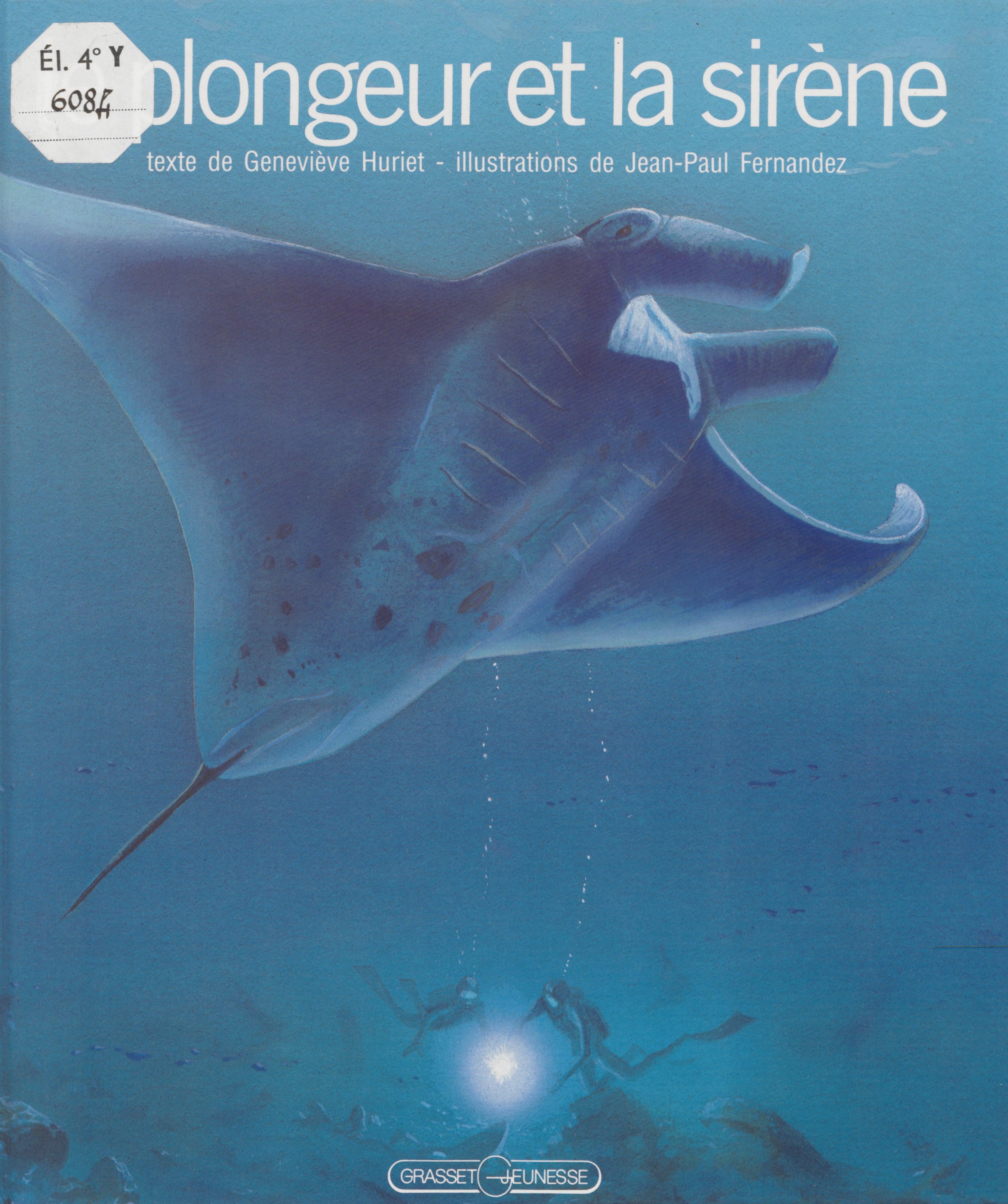 Le Plongeur et la sirène