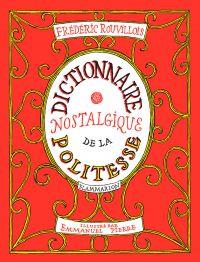 Dictionnaire nostalgique de...