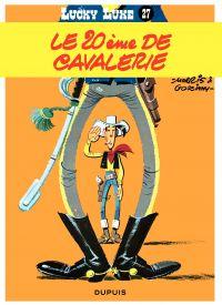 Lucky Luke. Volume 27, Le 20e de cavalerie