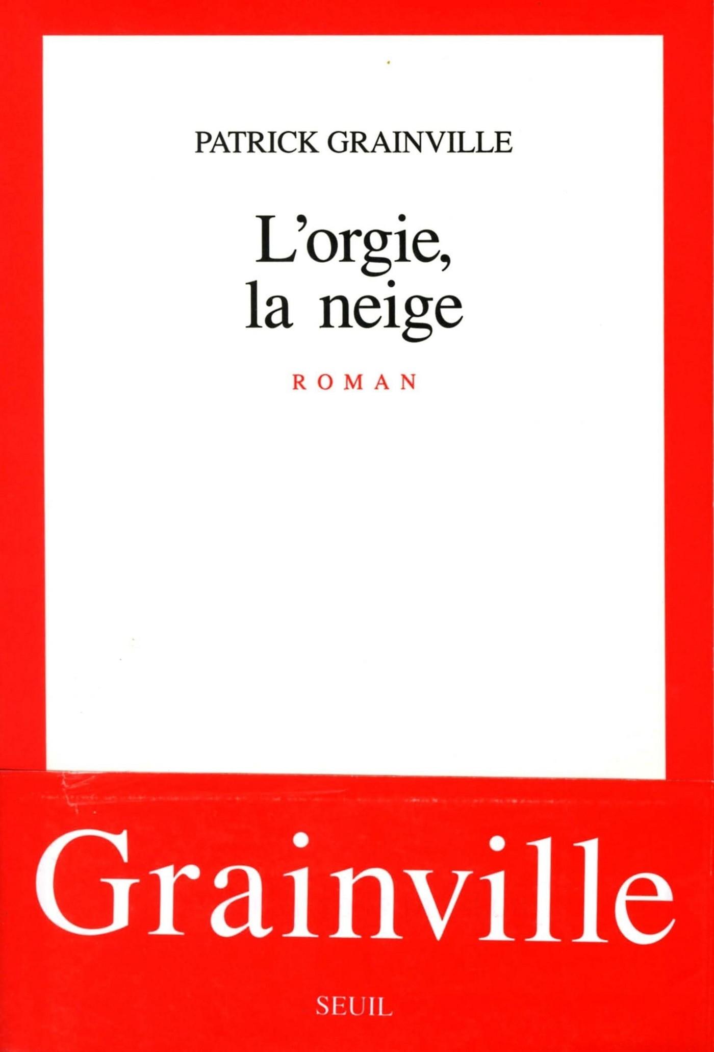 L'Orgie, la Neige