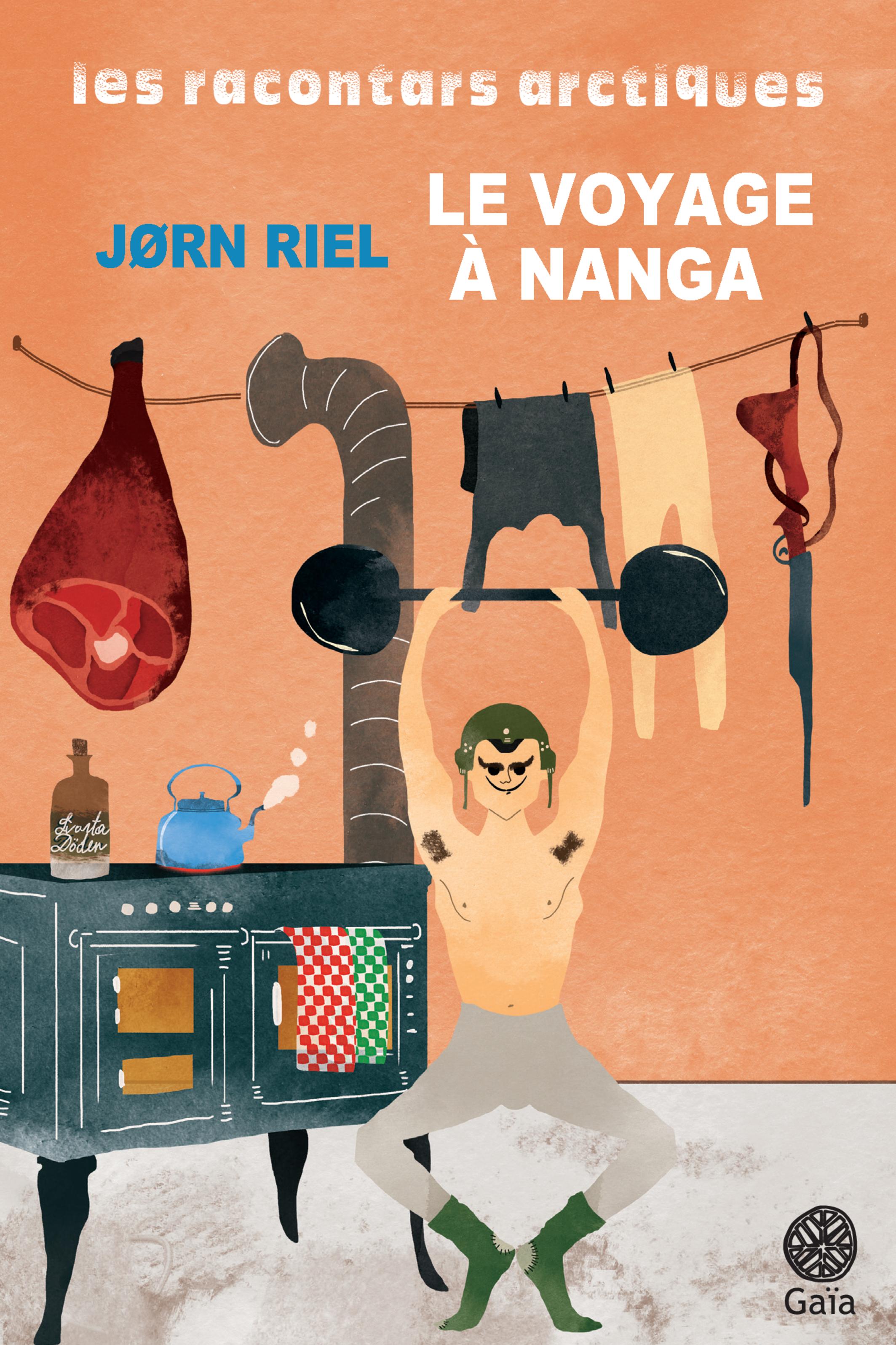 Le voyage à Nanga, un racontar...