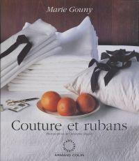 Couture et rubans