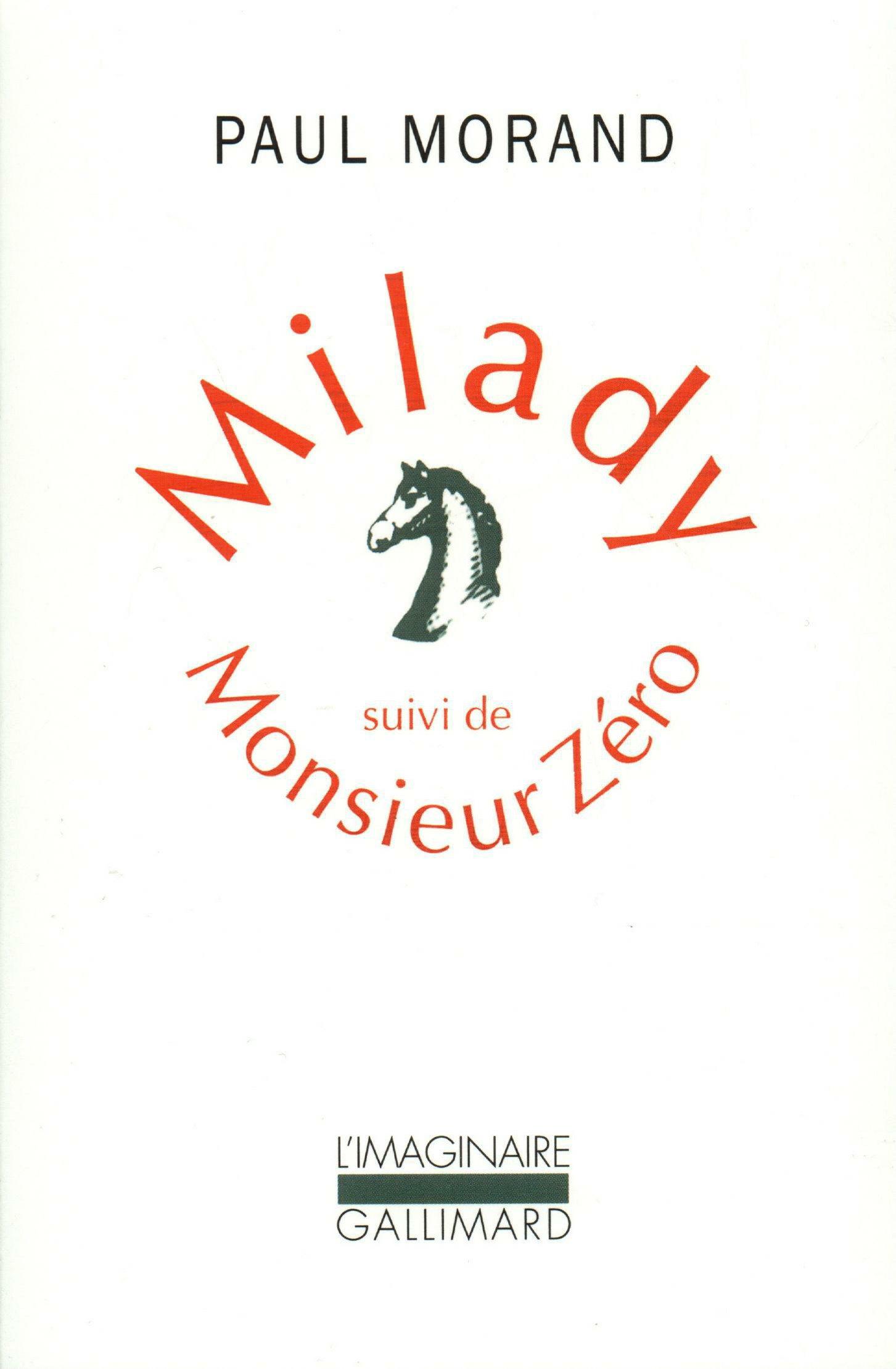 Milady - Monsieur Zéro