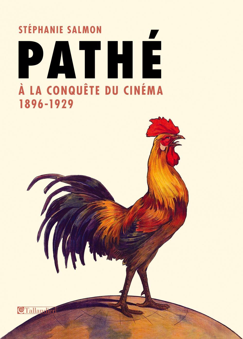 Pathé   Salmon, Stéphanie (1973-....). Auteur