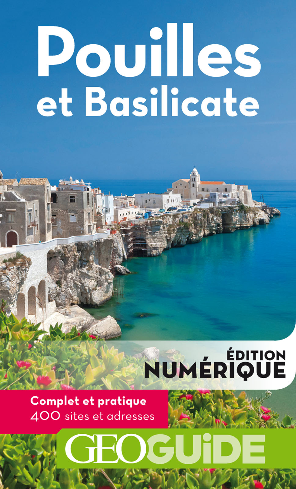 GEOguide Pouilles et Basilicate | Collectif Gallimard Loisirs,
