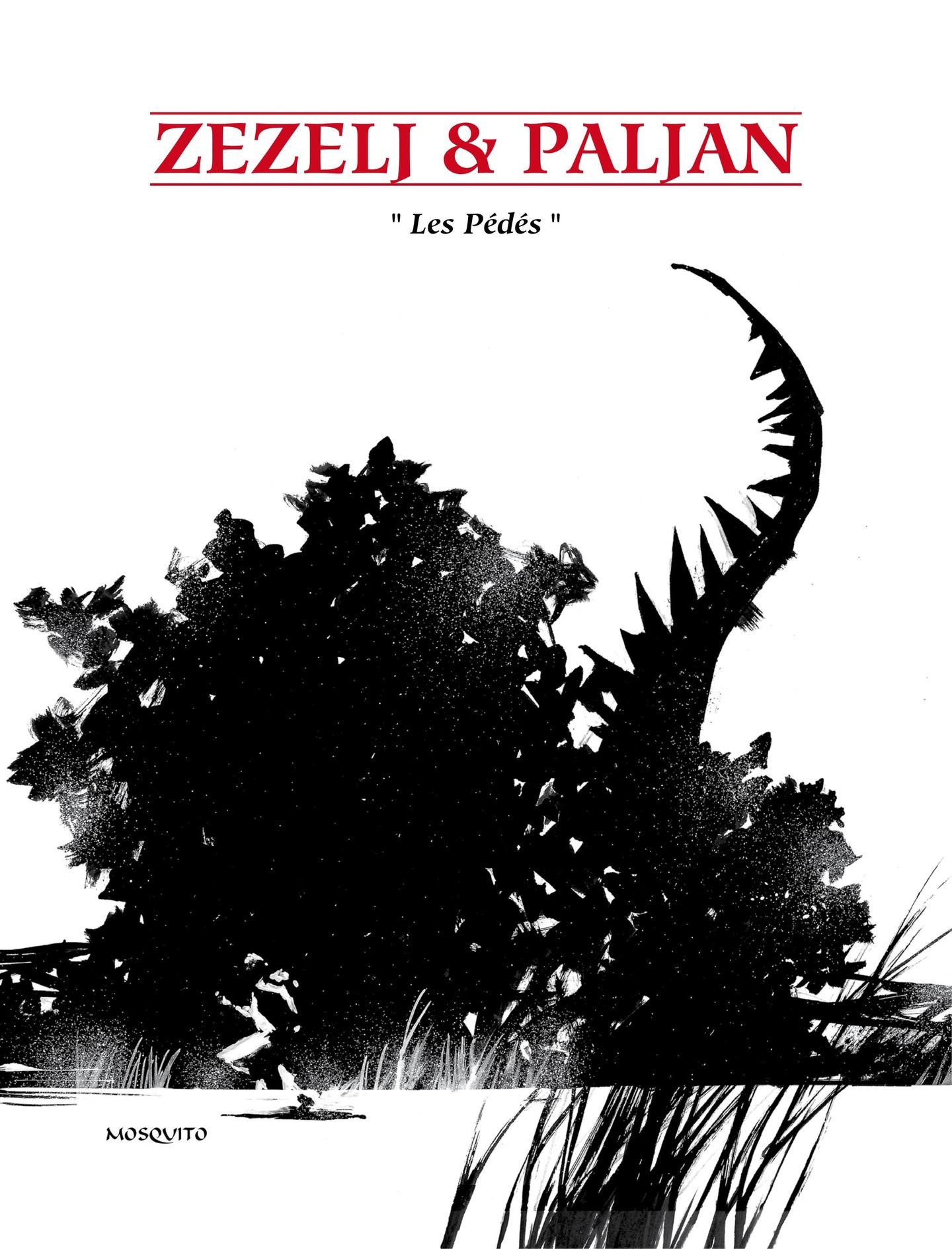 Les pédés | Zezelj, Danijel