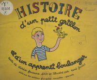 Histoire d'un petit grillon...