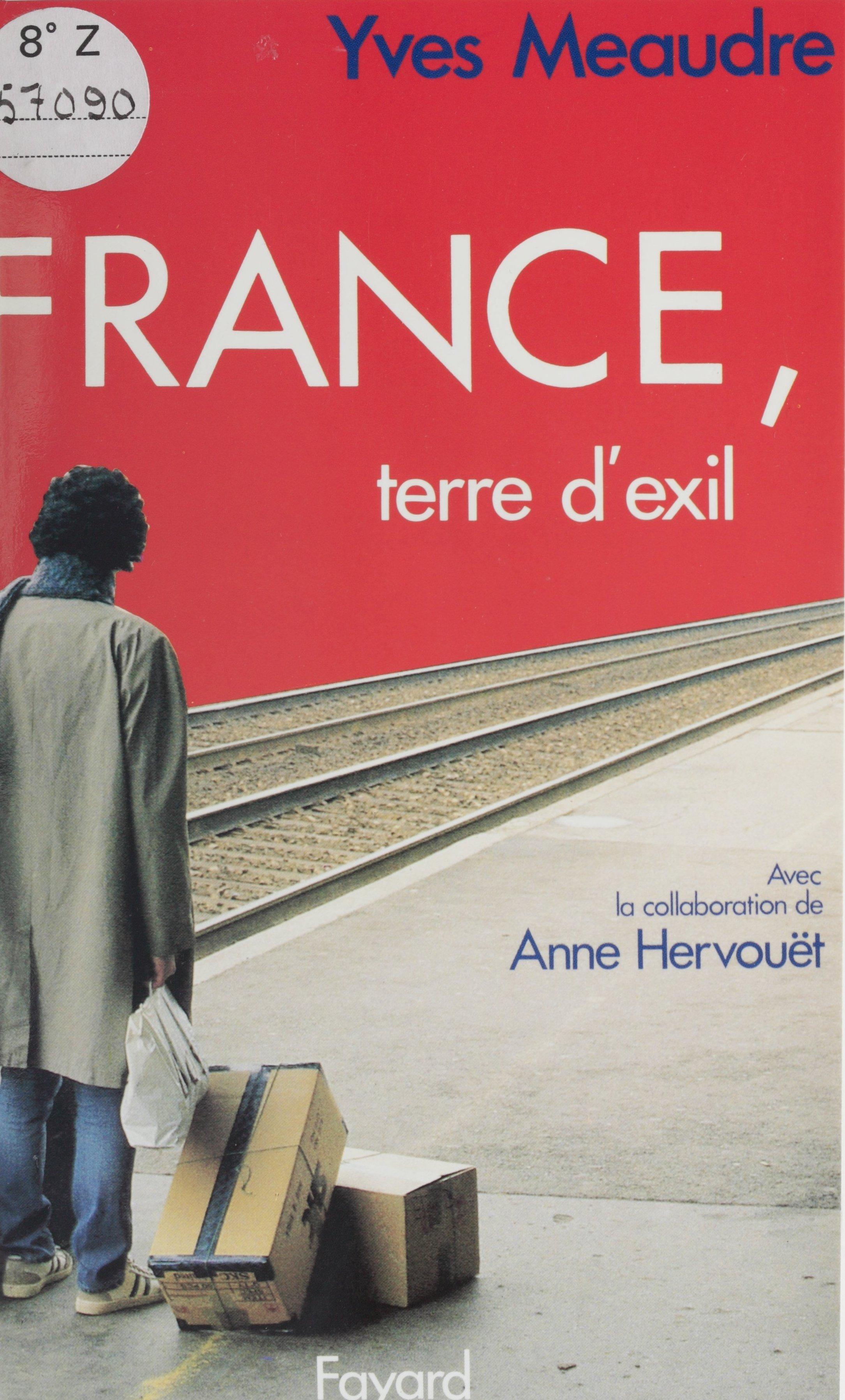 France, terre d'exil