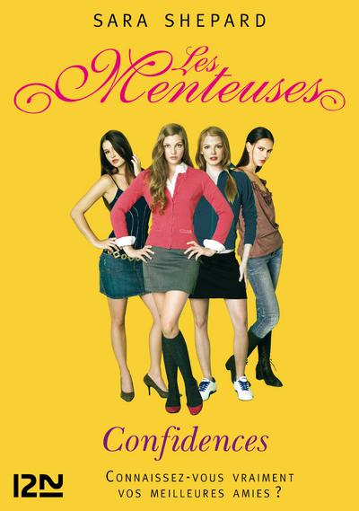 Les Menteuses - tome 1 | SHEPARD, Sara