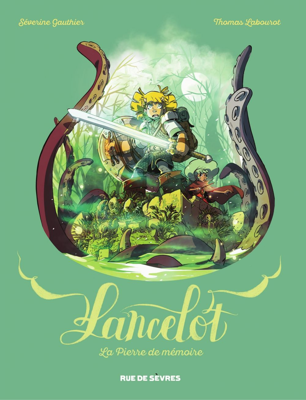 Lancelot | Gauthier, Séverine