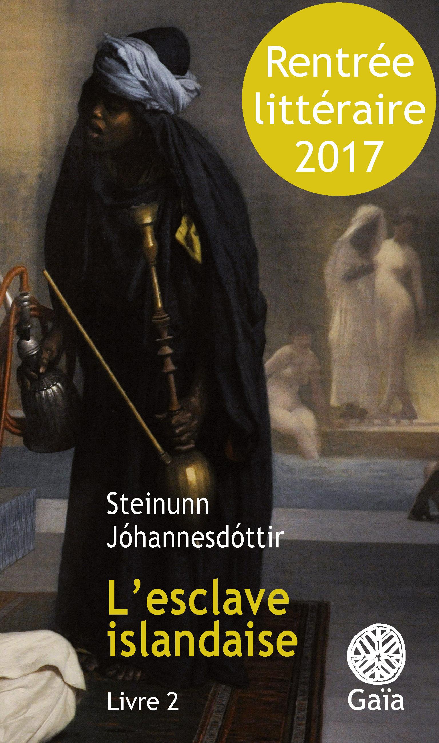 L'esclave islandaise Livre 2 | Johannesdottir, Steinunn