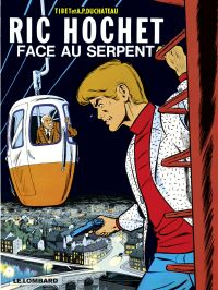 Ric Hochet - tome 8 - Face ...