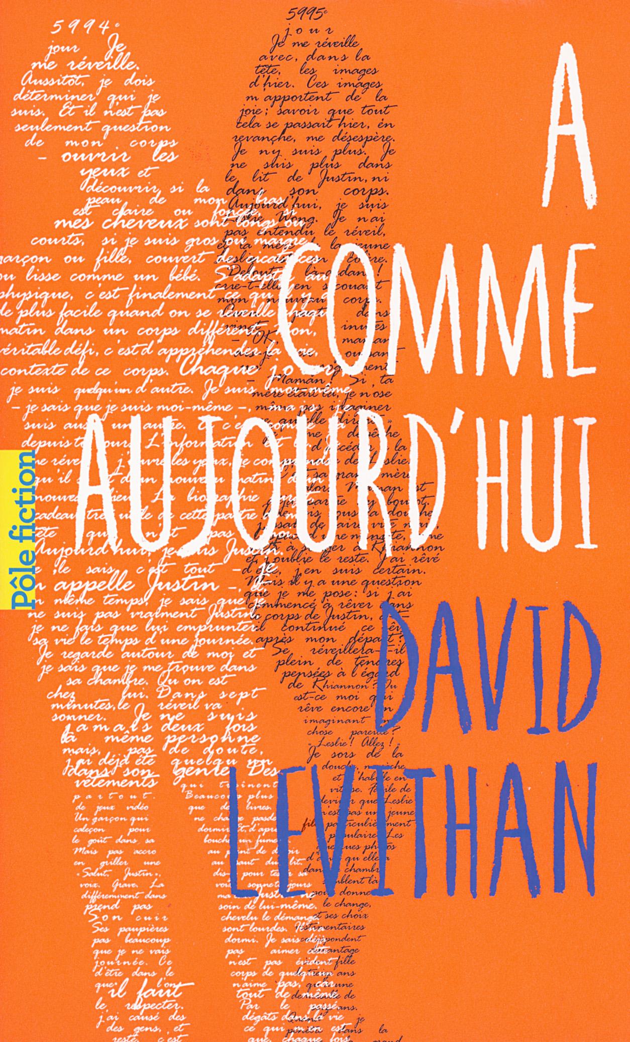 A comme aujourd'hui | Levithan, David