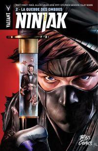 Ninjak - La guerre des ombres