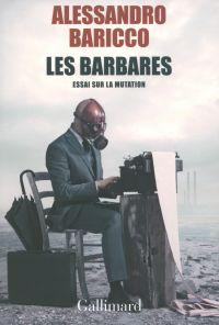 Cover image (Les barbares. Essai sur la mutation)