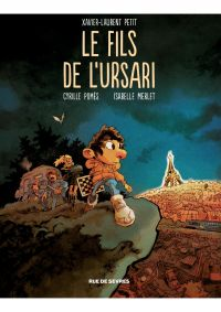 Le fils de l'Ursari | Pomès, Cyrille (1979-....). Auteur