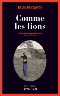 Comme les lions | Panowich, Brian