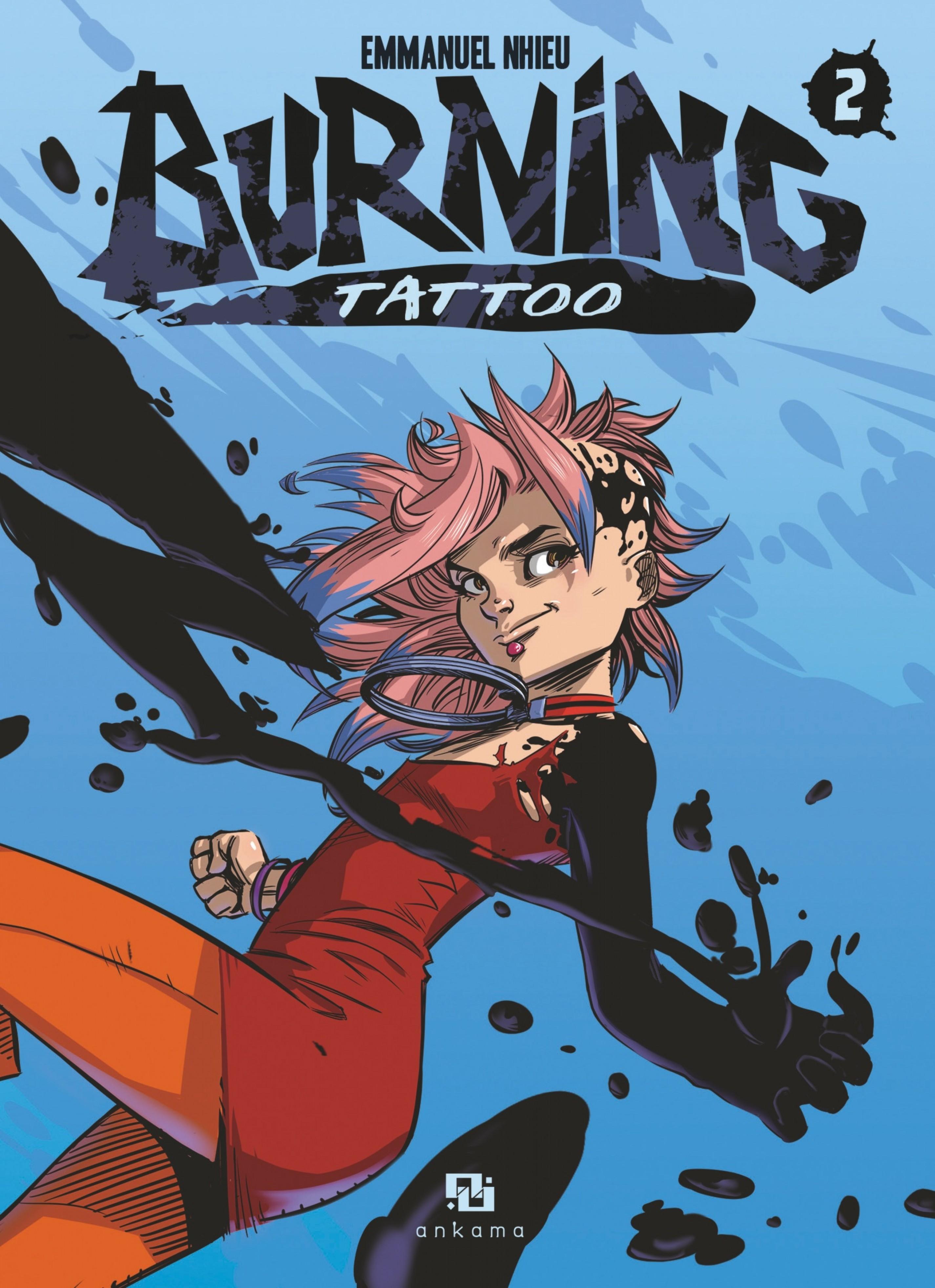 Burning Tattoo - Tome 2