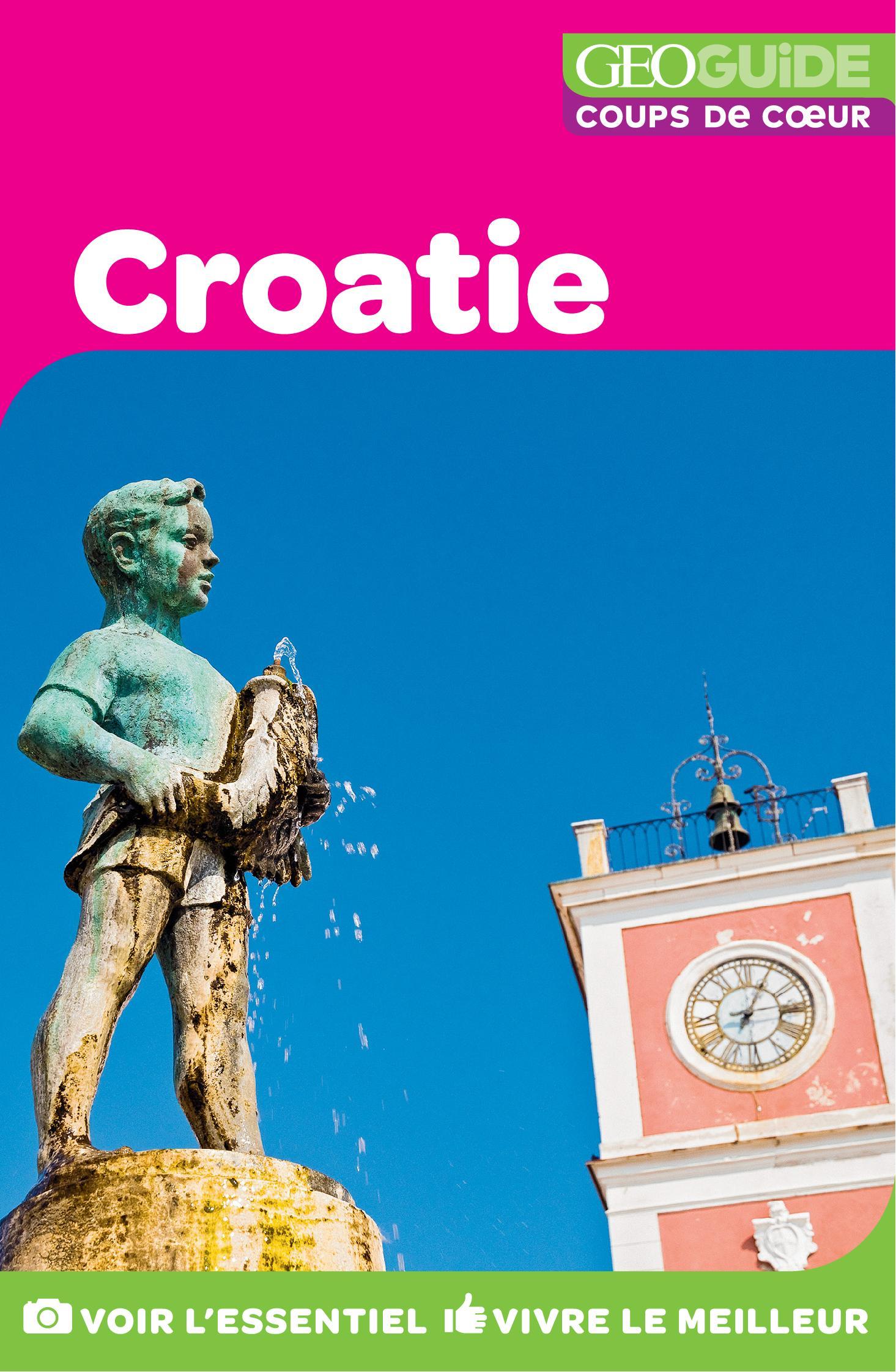 GEOguide Coups de cœur Croatie