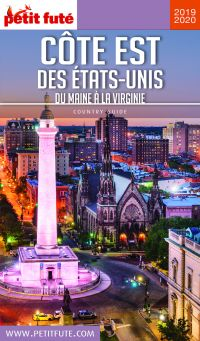 Image de couverture (CÔTE EST DES ETATS-UNIS 2019/2020 Petit Futé)