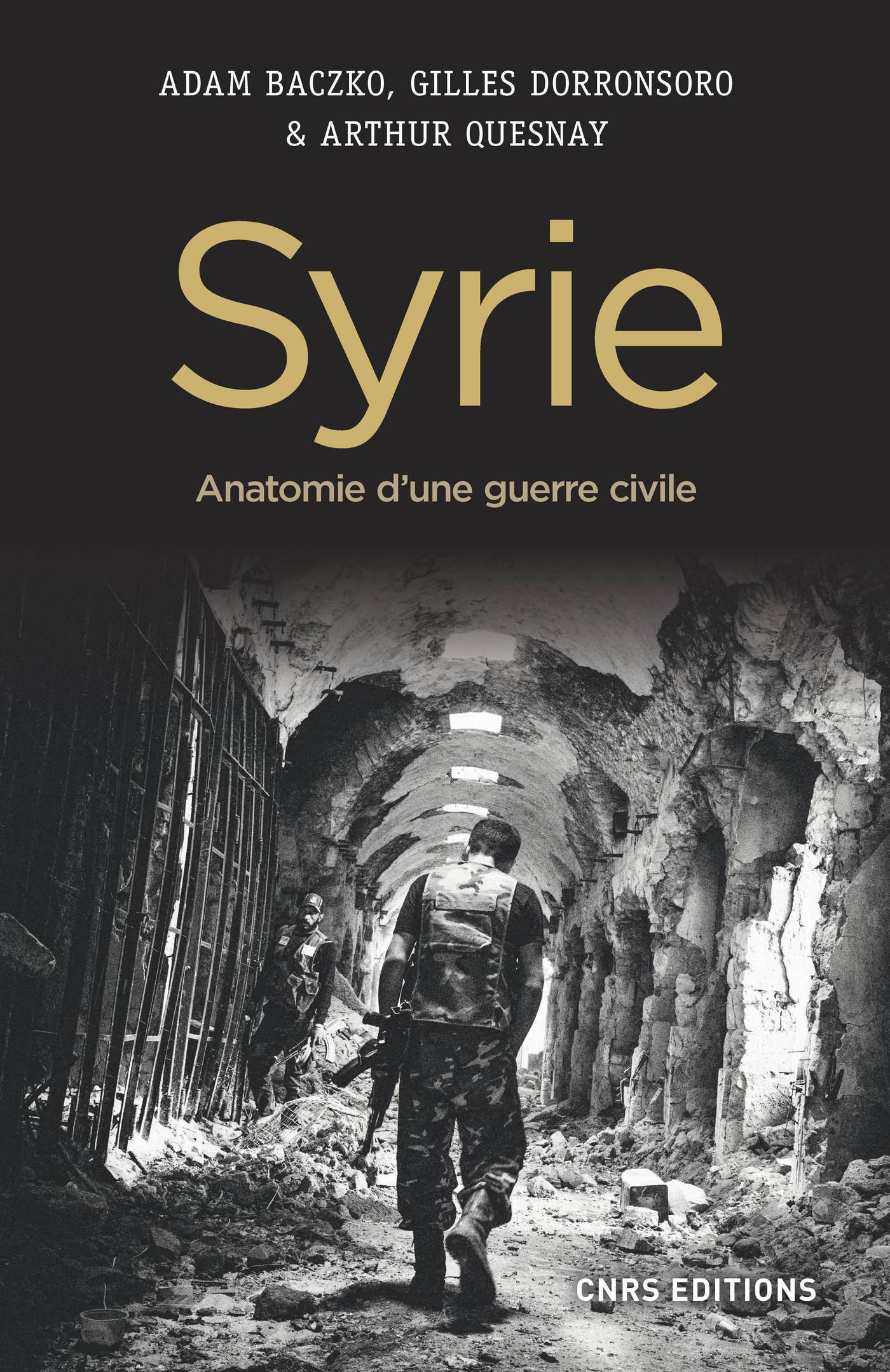 Syrie. Anatomie d'une guerre civile