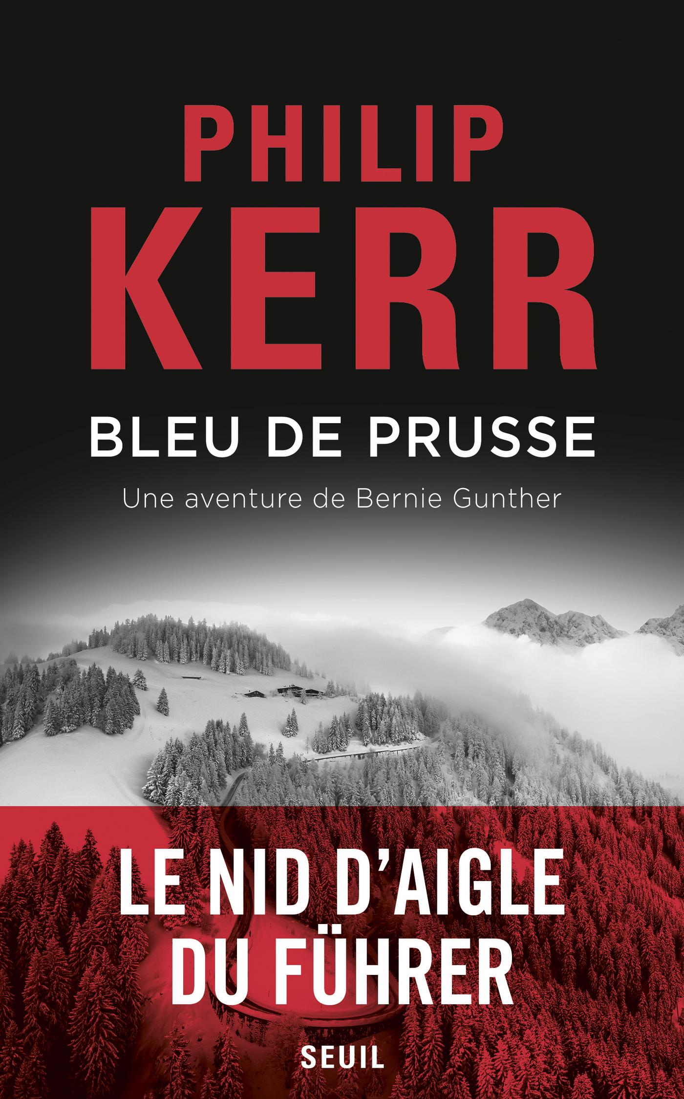 Bleu de Prusse | Kerr, Philip