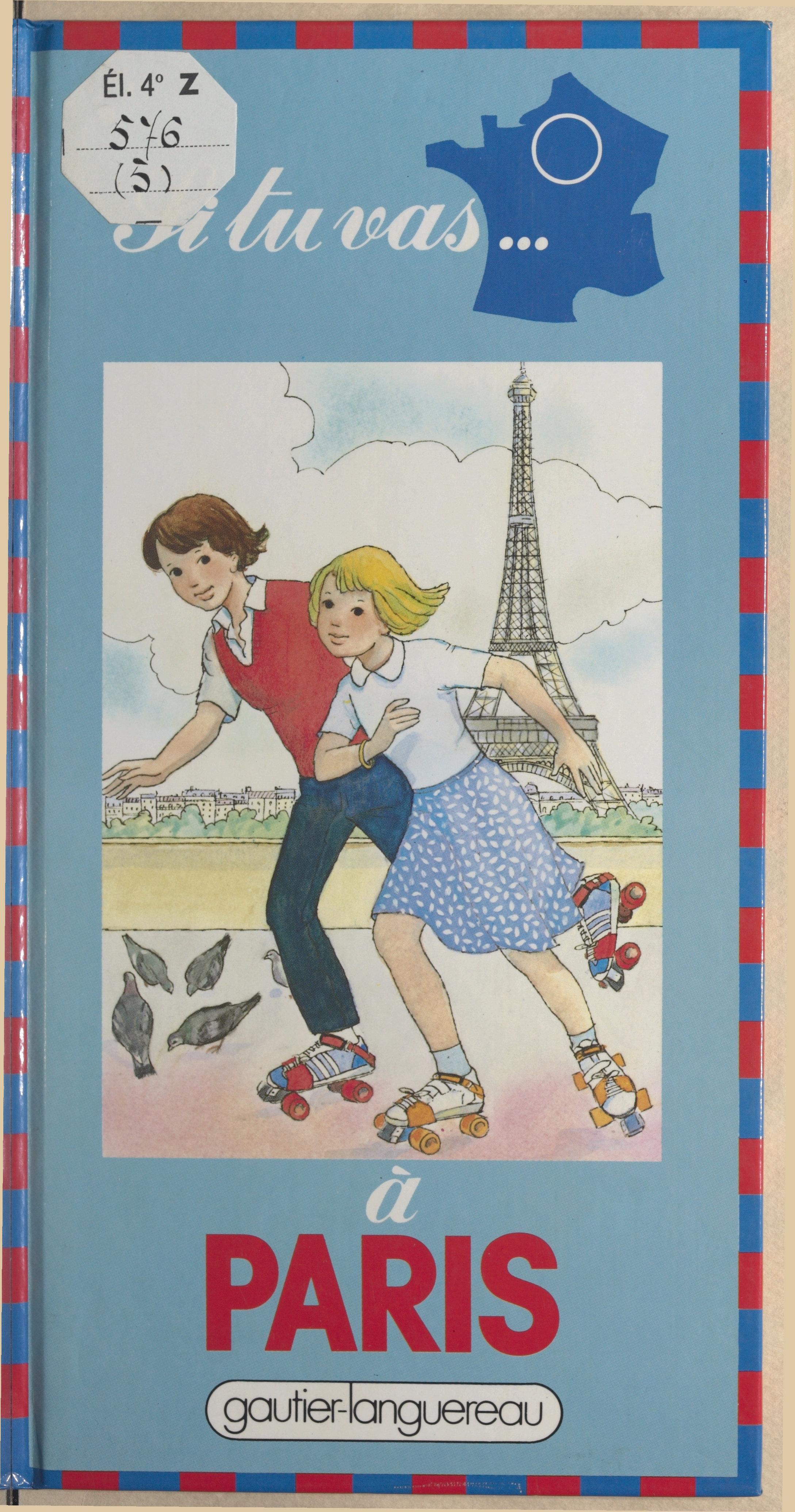 Si tu vas à Paris