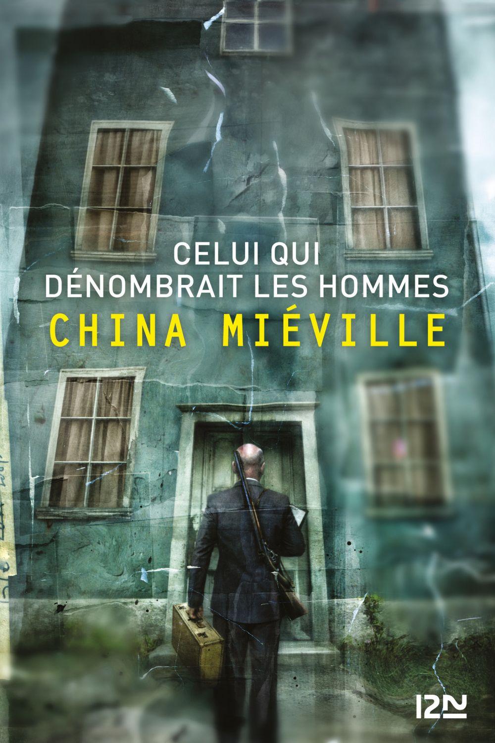 Celui qui dénombrait les hommes | MIEVILLE, China. Auteur