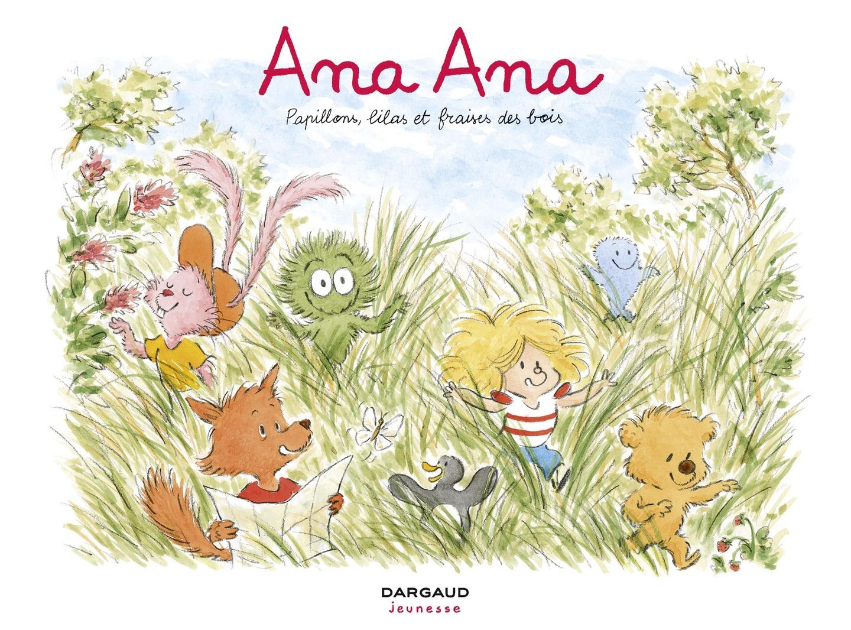 Ana Ana - tome 13 - Papillo...
