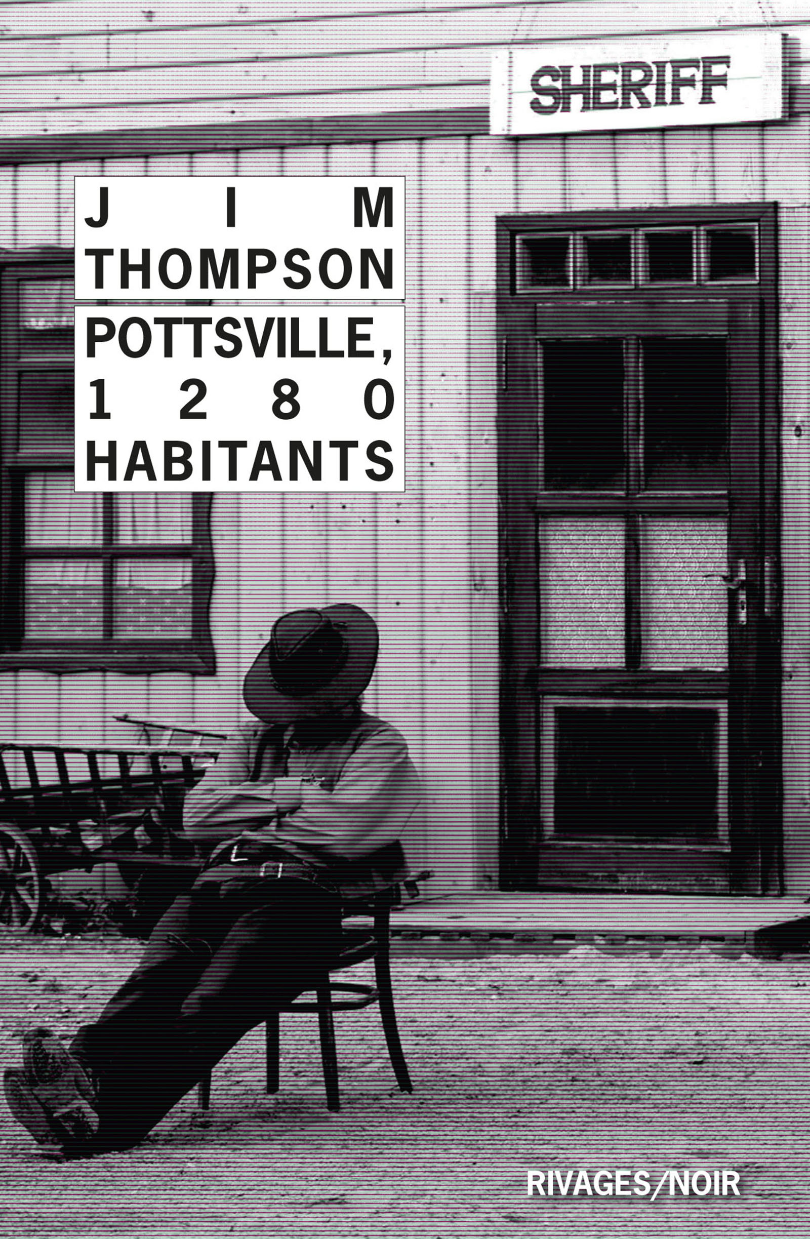 Pottsville, 1280 habitants | Thompson, Jim
